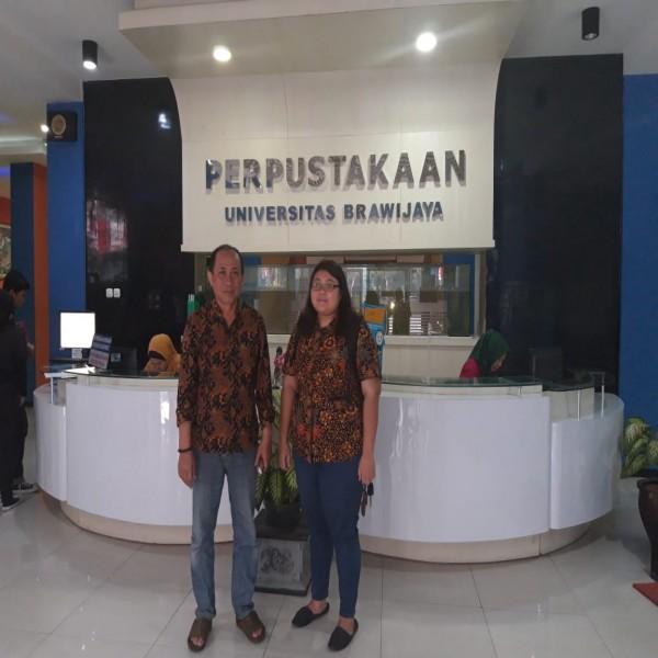 Kerjasama AAKMAL dengan Perpustakaan Universitas Brawijaya